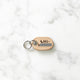 Natural - Mountain Dog - Tiny Pet Tag - Avaloncraftsg