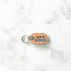 Natural - Mountains - Tiny Pet Tag - Avaloncraftsg