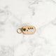 Natural - Toy Poodle - Tiny Pet Tag - Avaloncraftsg