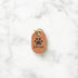 Rose Gold - Single Paw I - Tiny Pet Tag