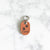 Rose Gold - Double Paws II - Tiny Pet Tag - Avaloncraftsg