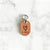 Rose Gold - Heart III - Tiny Pet Tag - Avaloncraftsg
