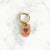 Rose Gold - Heart II - Tiny Pet Tag - Avaloncraftsg