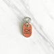 Rose Gold - Fish - Tiny Pet Tag - Avaloncraftsg