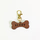 Wooden Bone Tag with Name