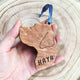 Labrador Retriever - Wooden Dog Ornament
