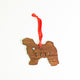 Havanese - Wooden Dog Ornament