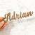 Custom Cut Wooden Words (Rustic Brown) - Avaloncraftsg
