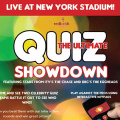 Quiz Showdown - SOLD OUT