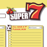 Super 7 - Answer Sheets
