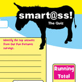 Smart@ss - Answer Sheets