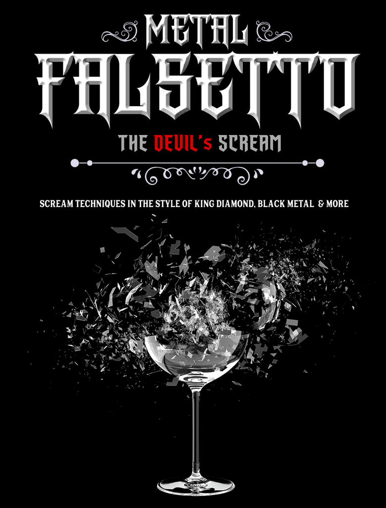 Metal Falsetto: The Devil's Scream by Jaime Vendera (MP3)