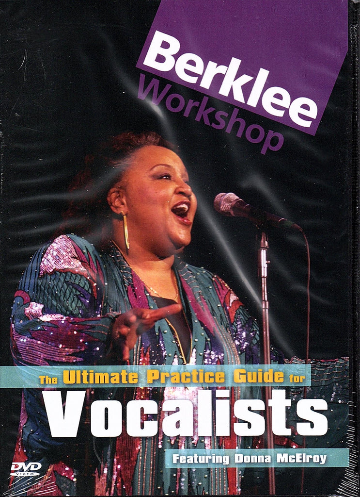 Berklee Workshop: The Ultimate Practice Guide for Vocalists (DVD)