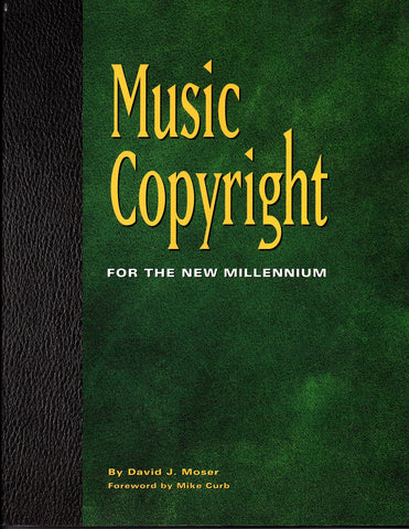 Music Copyright for the New Millennium