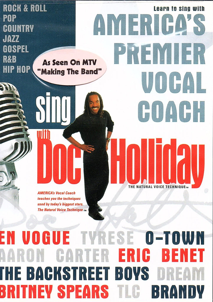Sing with Doc Holliday (DVD)