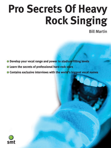 Pro Secrets of Heavy Rock Singing