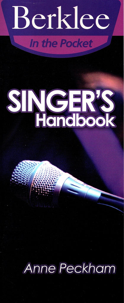 Singer's Handbook - Berklee in the Pocket