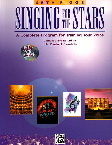 Singing for the Stars (with CD)