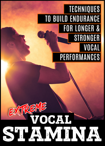 Extreme Vocal Stamina by Jaime Vendera (MP3)