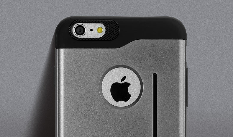 Genuine Rock Legend Slim Armor S Dual Layer Standing Case Cover for Apple iPhone 6 Plus