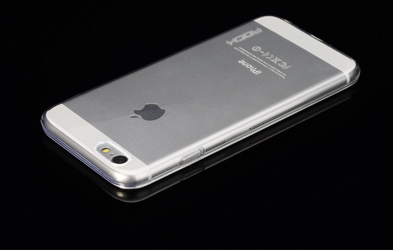 Rock UltraThin Fit Crystal Clear Phone Cover Case for Apple iPhone 6 4.7