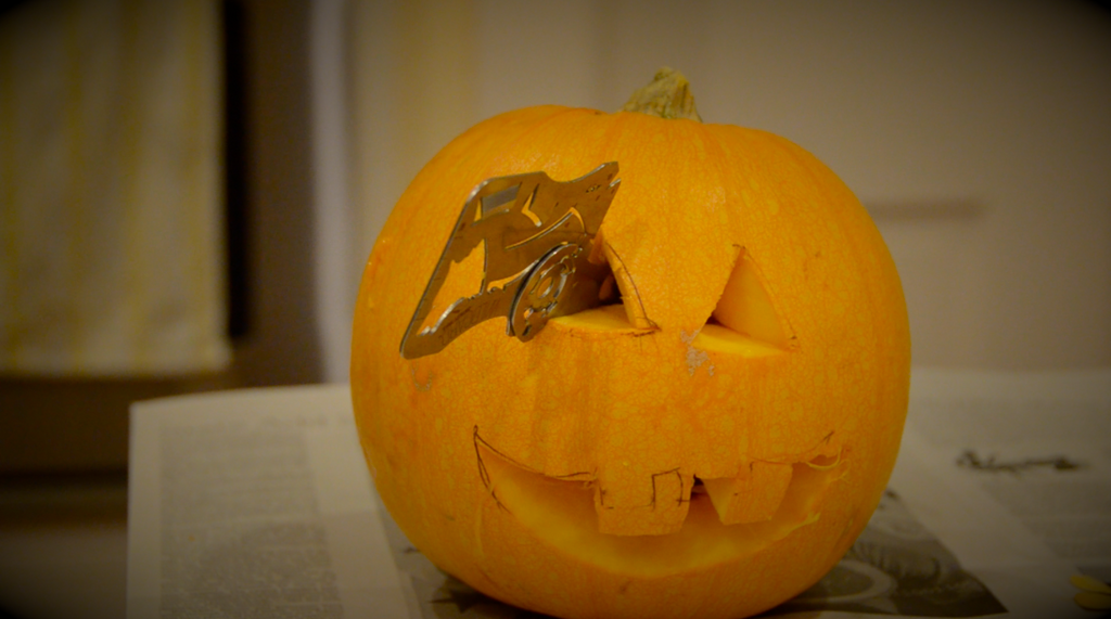 WildCard Takes Halloween, and Pumpkin Carving, By Storm