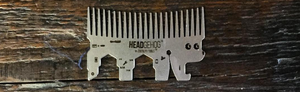 Building a credit card tool inventory: Headgehog for hair care and galactic travel