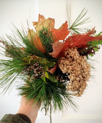 found flora bouquet thanksgiving multi-tool inspired