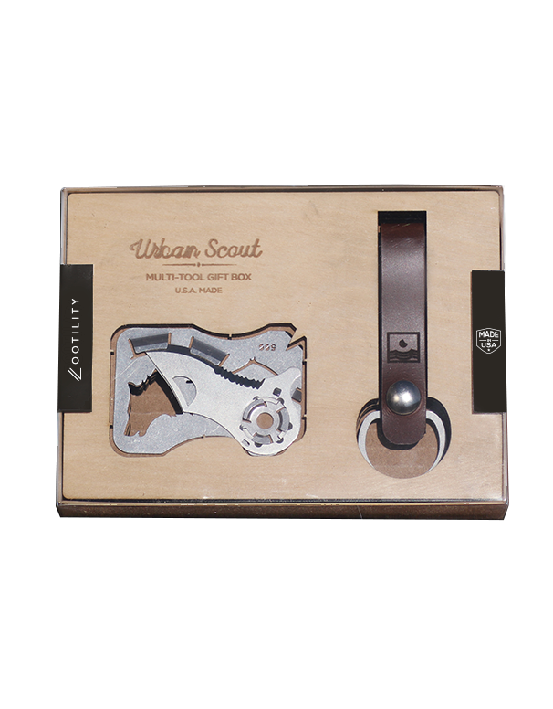 Gift Set: Urban Scout