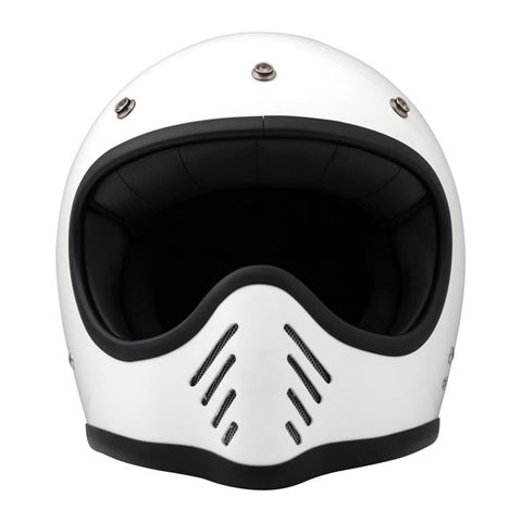 DMD Seventy Five Helmet White