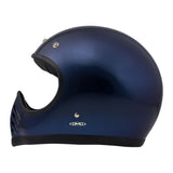 DMD Seventy Five Helmet Metallic Blue
