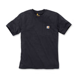 CARHARTT - WORKWEAR POCKET T-SHIRT S/S BLACK