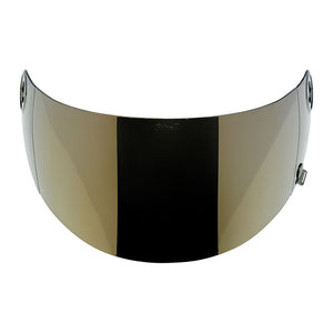BILTWELL - GRINGO S GEN-2 SHIELD - GOLD MIRROR