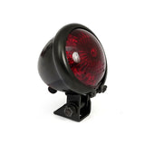 BATES STYLE LED TAILLIGHT - Black / Red