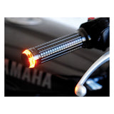Motogadget m-Blaze Disc Bar End LED Turn Signal - BLACK