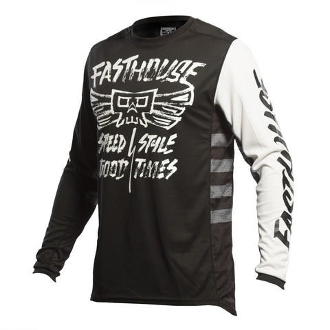 FASTHOUSE - JERSEY GRINDHOUSE TRIBE BLACK