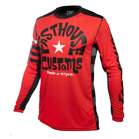 Funkhouse Jersey - Red