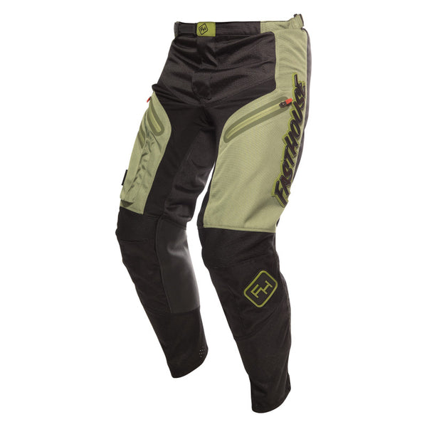 FASTHOUSE PANTS GRINDHOUSE OFF-ROAD OLIVE