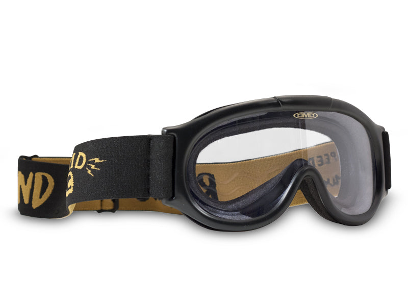 DMD - GOGGLES GHOST - CLEAR LENS