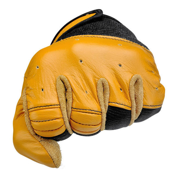 BILTWELL BANTAM GLOVES - TAN / BLACK