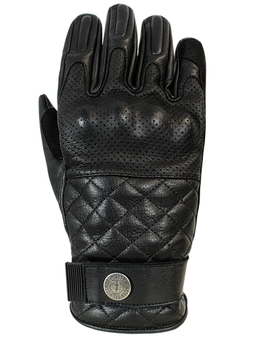 JOHN DOE TRACKER GLOVES - BLACK