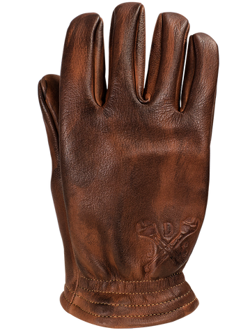 JOHN DOE FREEWHEELER WITH KEVLAR ® GLOVES - BROWN USED