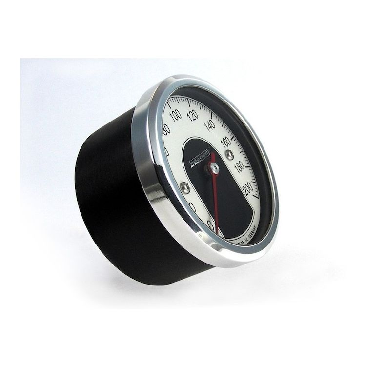Motogadget Motoscope Tiny Speedometer - POLISHED