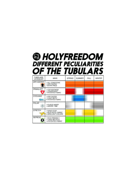 HOLY FREEDOM - VELOCE DRY - KEEPER TUNNEL