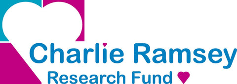 The Connection Worldwide | Logo for The Charlie Ramsey Research Fund charity