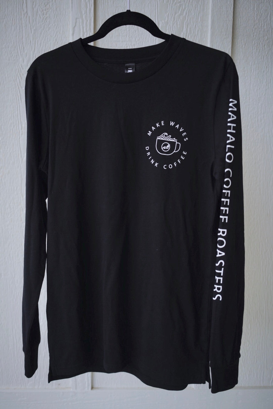 Long Sleeve Make Waves Tee