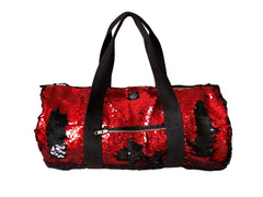 80 Red & Black Bag