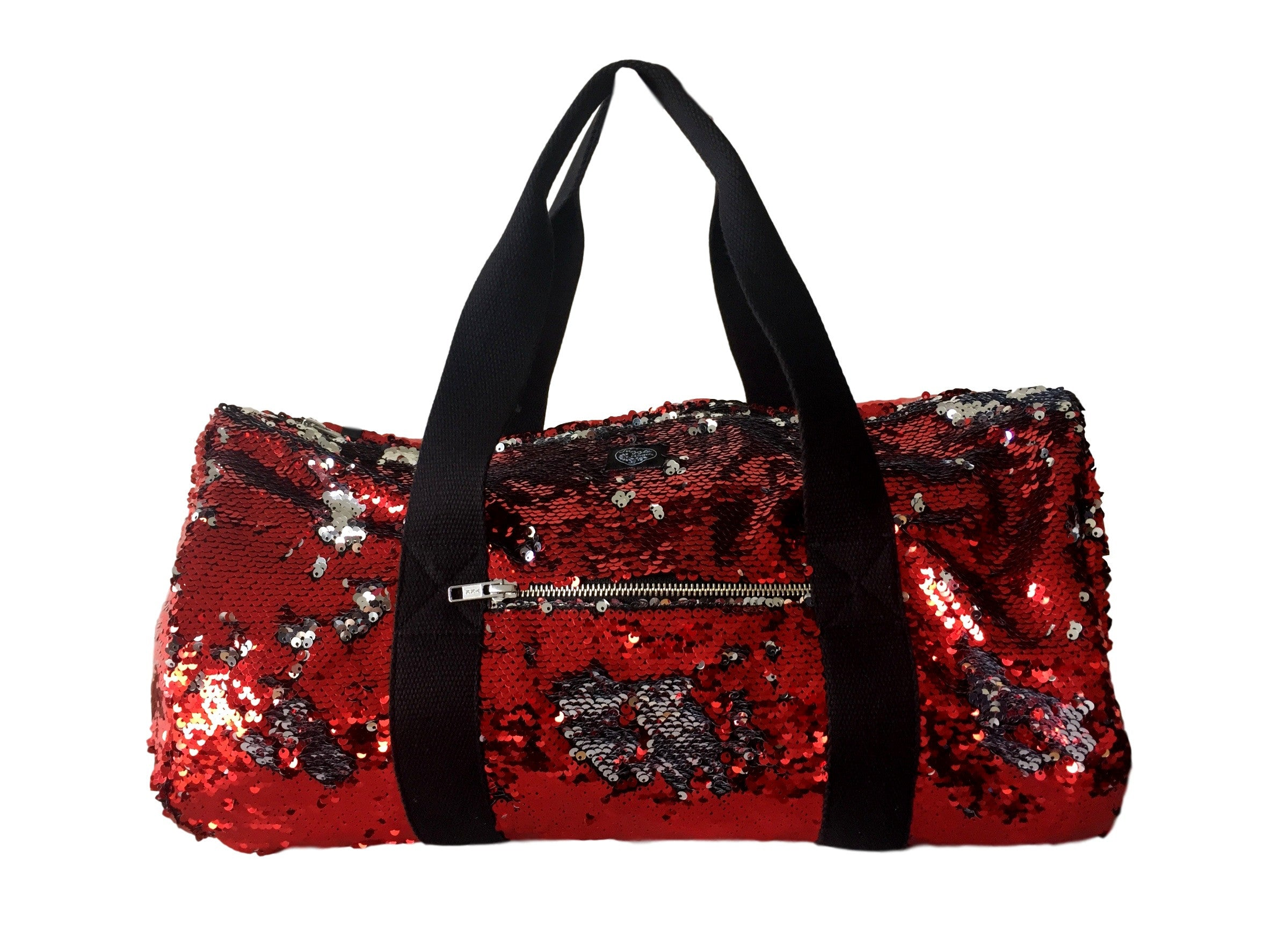 80 Red Sequins Bag