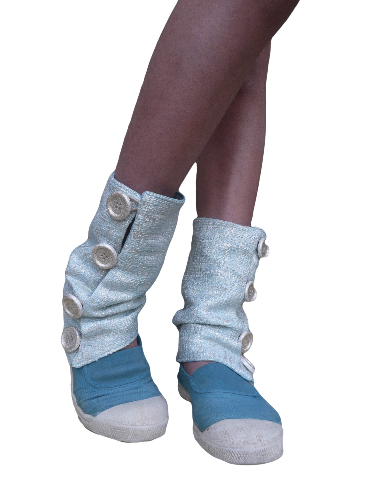 Aigue-Marine Summer Leg Warmers
