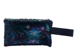Black Circus Clutch Bag